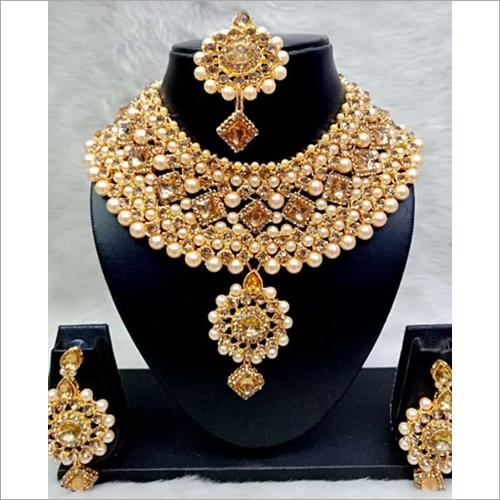 Patwa Bridal Necklace Set