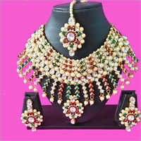 Patwa Dulhan Necklace Set