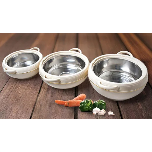 Stainless Steel Bowls for Casseroles