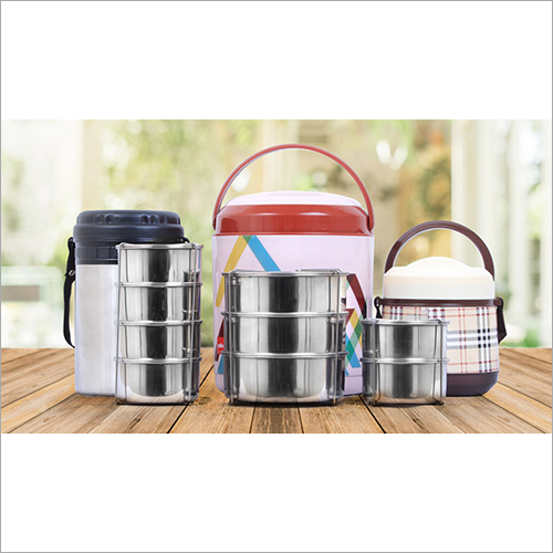 Thermoware Stainless Steel Tiffins Box