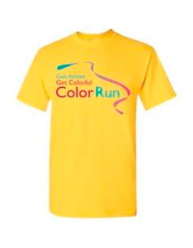 Promotional Sports Event T Shirt