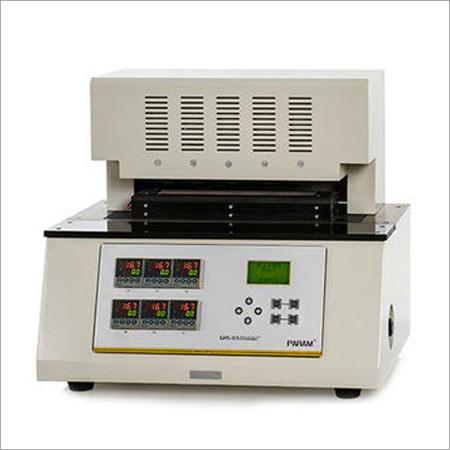 Gradient Heat Seal Tester