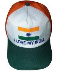 Printed National Day Cap