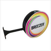 Breezer Wall Display