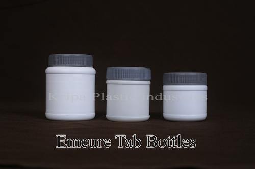 Emcure Tab Bottles