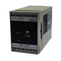 TX 20 - Single Input Dual Output Signal Isolator