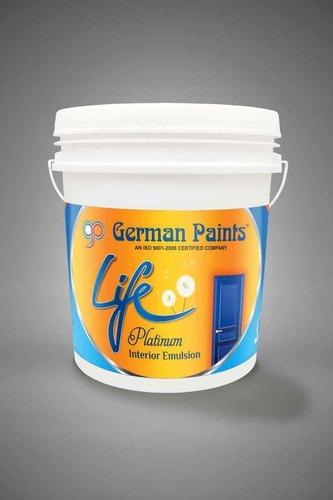 Life platinum interior emulsion