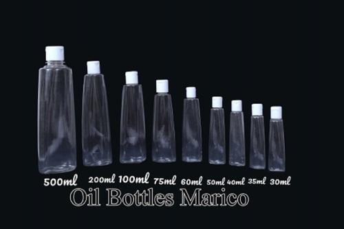 Oil Bottles Marico