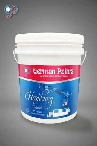 Hamburg shine premium interior emulsion