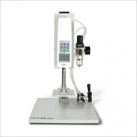 Digital Pneumatic Stiffness Tester