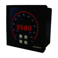 LPI 016 51 - Loop Powered Bargraph Indicator