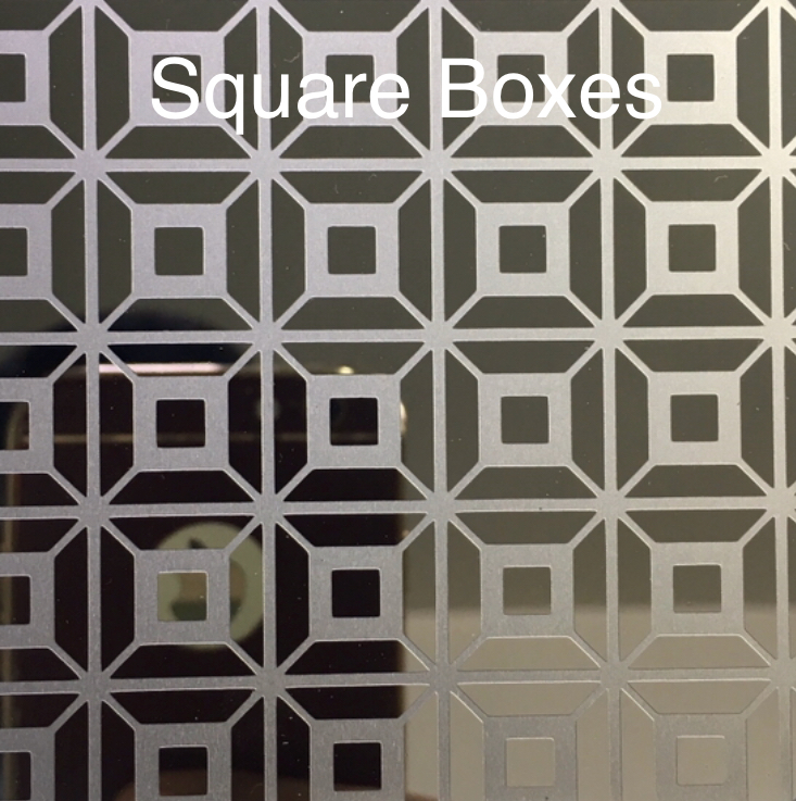 Embossed SS Sheets