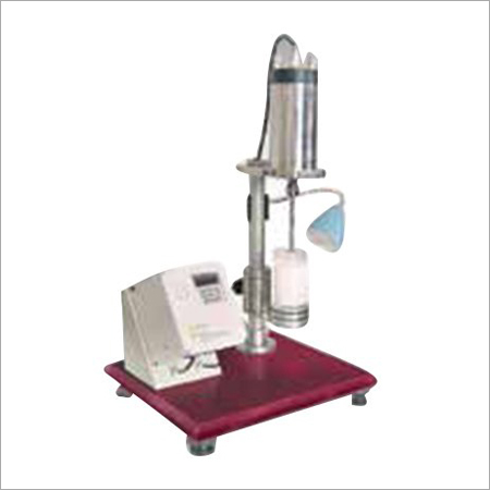 Mechanical Stability Tester
