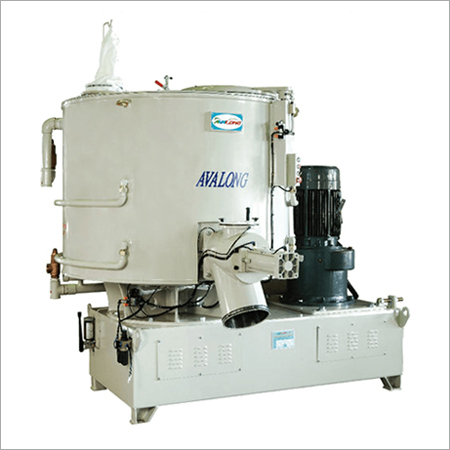 Vertical Cooling Mixer