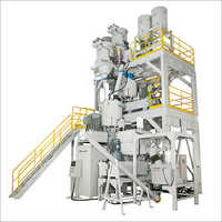 Fully Automated Production System For Wood Plastic Composite