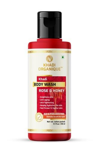Rose & Honey Body Wash