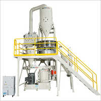 Complete Installation of Rotating Pulverizer