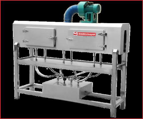 Automatic Steam Shrink Tunnel Machine