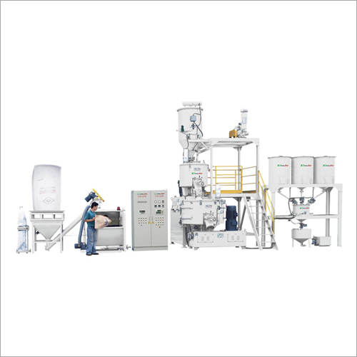 Automatic Metering & Conveying System