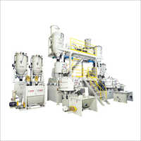 Fully Automatic Mixing, Weighing and Conveying System