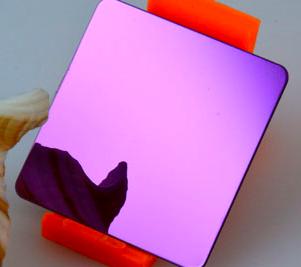 Pink Mirror Finish