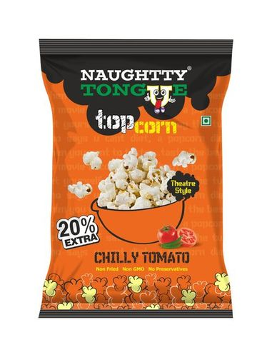 Naughty Tongue Chilly Tomato Popcorn