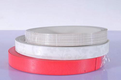 PVC edge banding for tables and cabinets