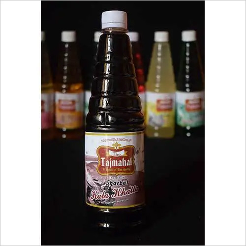 Mix With Water And Soda Sharbat