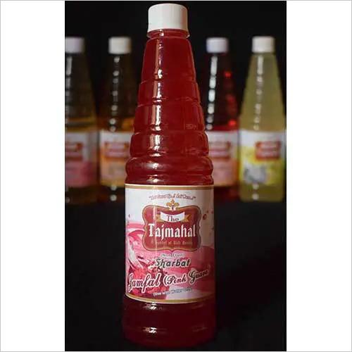 Jamfal (Guava)  Syrup