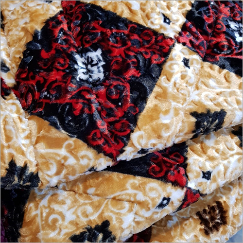 Fancy Woolen Quilt