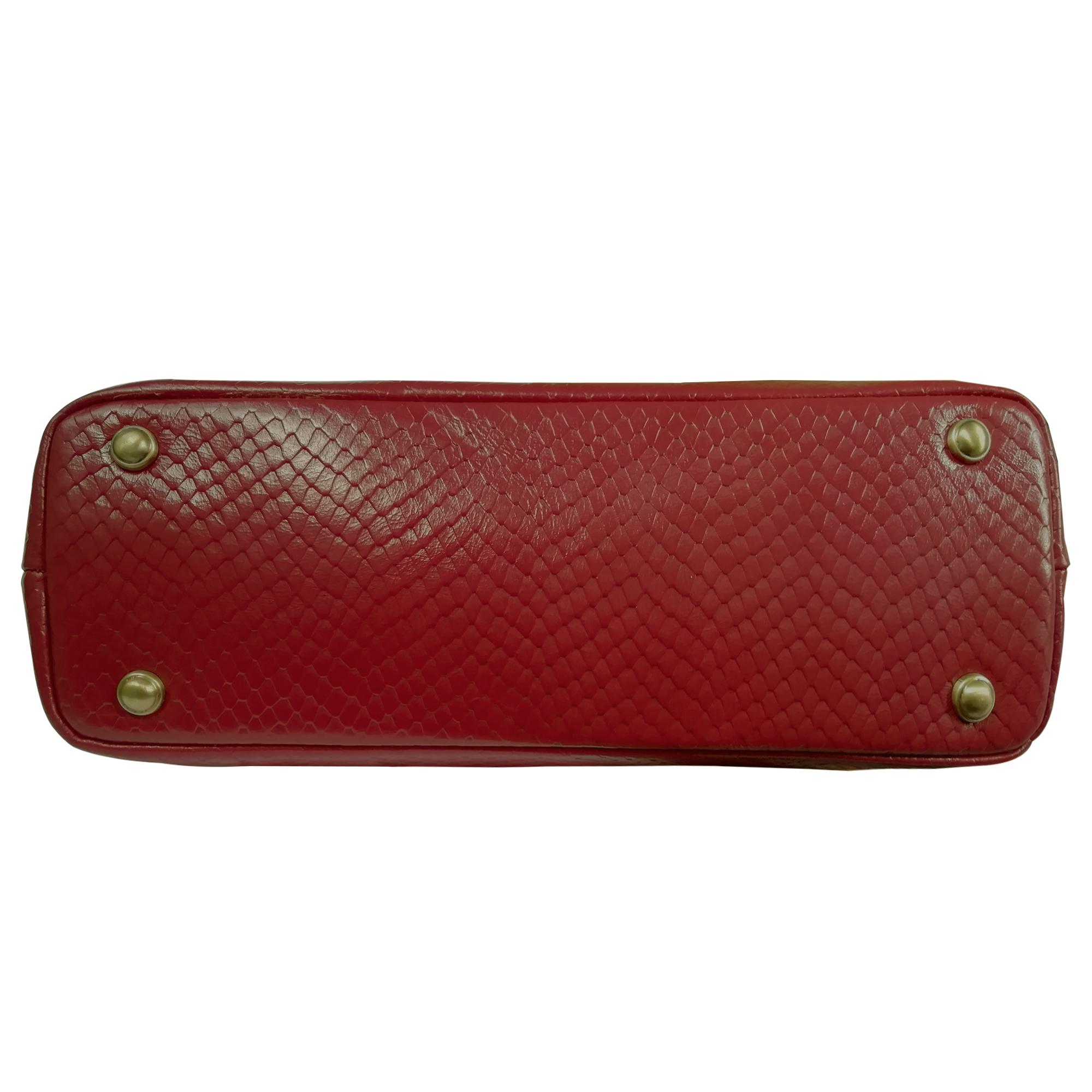 Leather Fashion Handbag