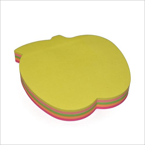 Apple Shape Sticky Note Pad