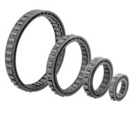ONE WAY CAGE BEARING