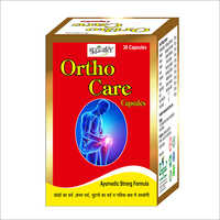 Ortho Care Capsule