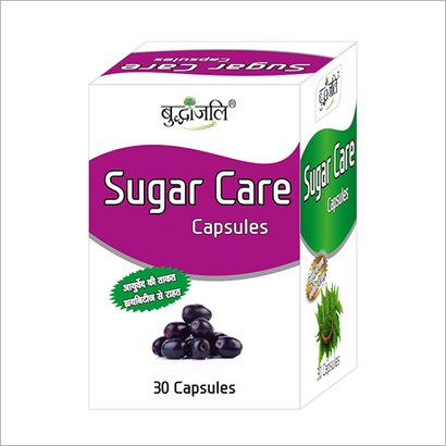 Sugar Care Capsule Age Group: For Adults
