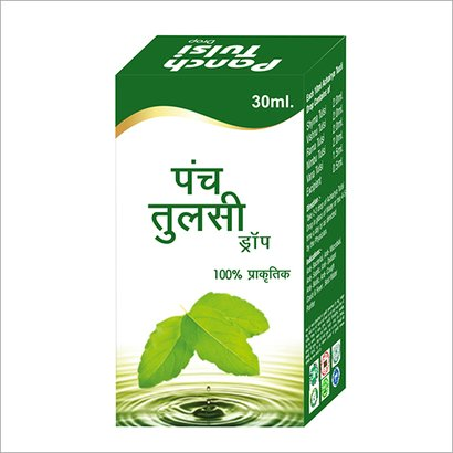 Panch Tulsi Drop Age Group: For Adults