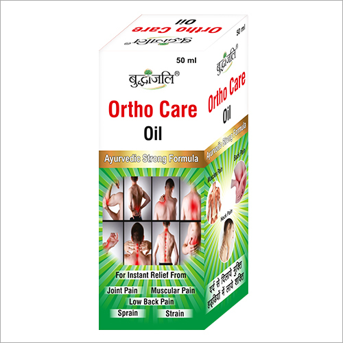 Ayurvedic Ortho Care Oil