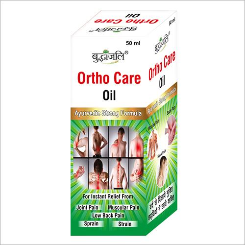 Ayurvedic Ortho Care Oil