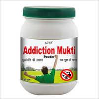 Addiction Mukti Powder