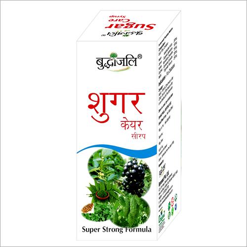 Sugar Care Syrup