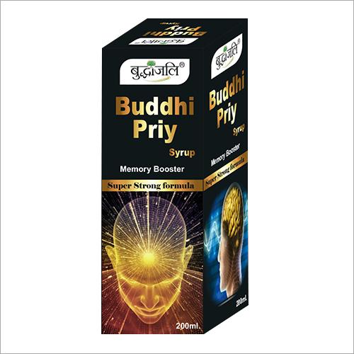 Buddhi Priya Syrup