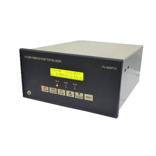 FL 600PTC - Flow Indicator Totaliser