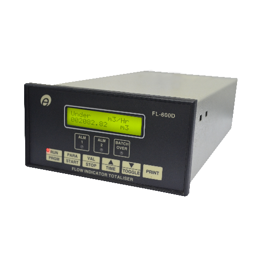 FL 600D - Flow Indicator Totaliser With Data Logger