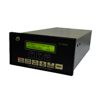 FL 600D - Flow Indicator Totaliser With Data Logger