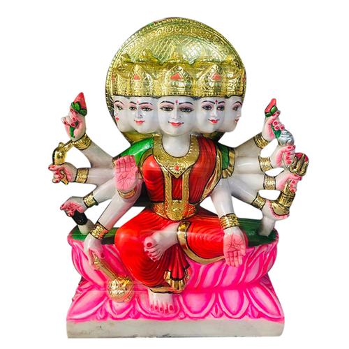 Marble Gayatri Ji