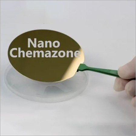 Platinum & Gold Coated Silicon Wafer