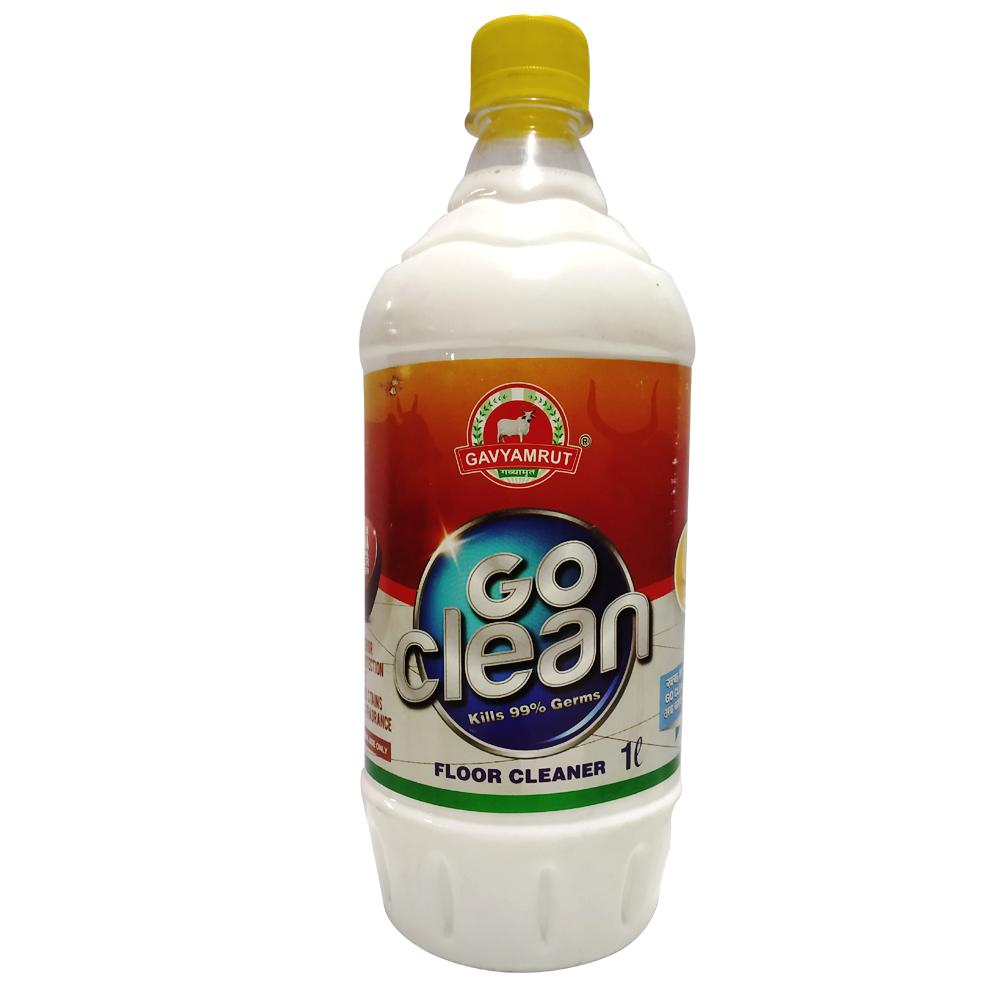 Gavyamrut Go Clean Floor Cleaner 1 Ltr