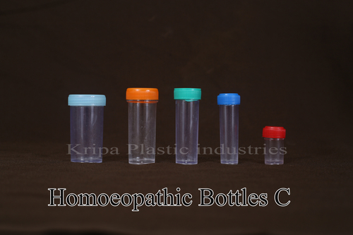 Homoeopathic Bottles C