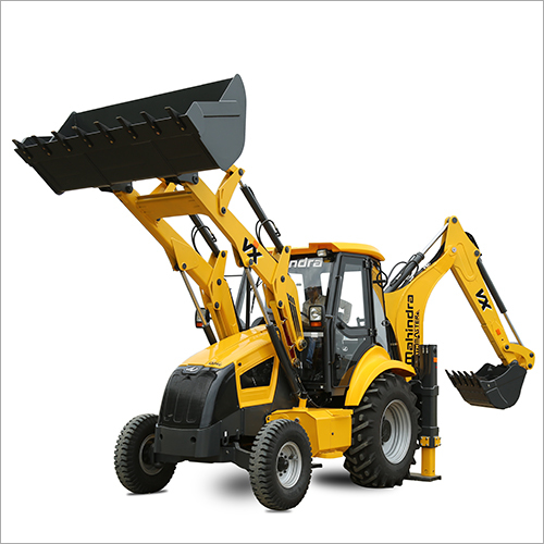 Earthmaster Backhoe Loaders