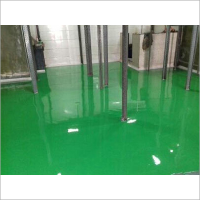 Green Epoxy Flooring Services